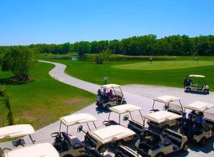Oak Ford Golf Club : 502 Acre Sarasota Golf Course
