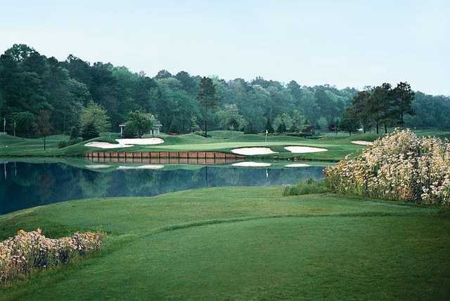 River Run Golf Club: 18 Hole Championship Designed by Gary Player