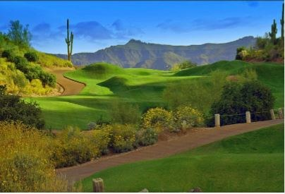 Gold Canyon Golf Resort: Two Championship Courses w/76ac Development