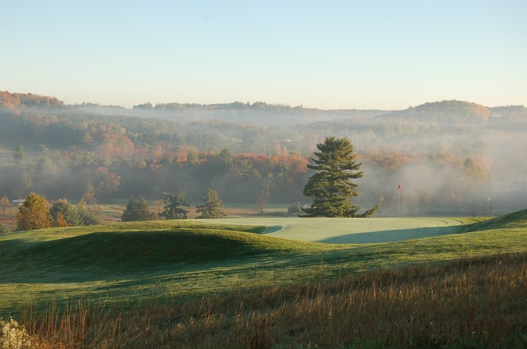 Scottish Heights GC: Beautiful 18 Hole Golf Course in Brockport, PA - Includes Valuable Mineral Rights