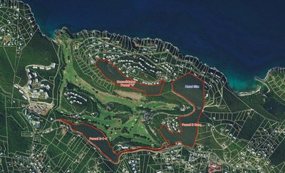 Mahogany Run Golf Courses For Sale Consolidated Parcels Map