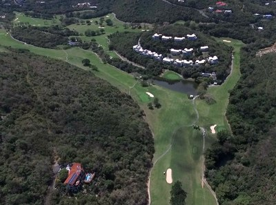 Mahogany Run Golf Courses For Sale US Virgin Islands Aerial View