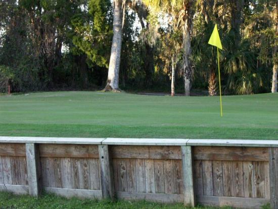Tampa Area: 18 Hole Regulation Course