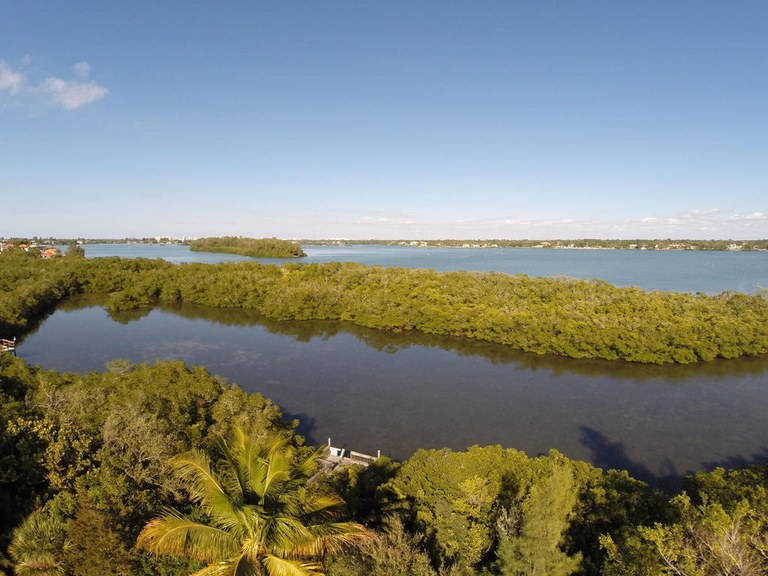 Island Home Construction Site For Sale in Sarasota