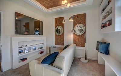 Starboard bedroom 4