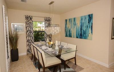 Ballast dining room