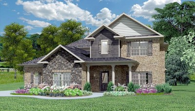 TWIN RIVERS - Brand New Country Homes for sale in Hazel Green, Alabama