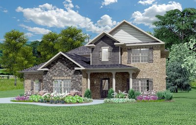 101 SAGEBROOK: Executive Home for sale located in one of the best Alabama's countryside community!